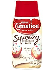 Carnation Sweetened Condensed Milk Squeezy Bottle 450g - Pack of 2