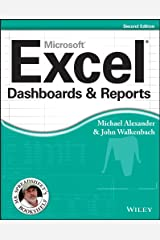Excel Dashboards and Reports (Mr. Spreadsheet's Bookshelf) Kindle Edition