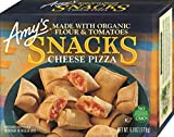 Amy's Snacks, Cheese Pizza Snacks, 6.0 Ounce