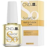 Creative Nail Design Solar Cuticle Oil, 0.5 Fluid Ounce