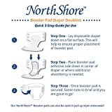 NorthShore Booster Pads for Men and Women with