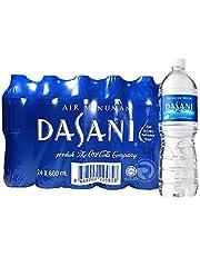 Dasani Drinking Water, 600ml, (Pack of 24)