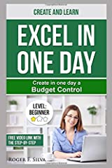 Create in One Day a Budget Control: Excel in One Day Paperback