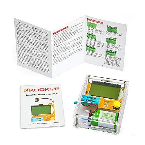 KOOKYE Mega328 Transistor Tester