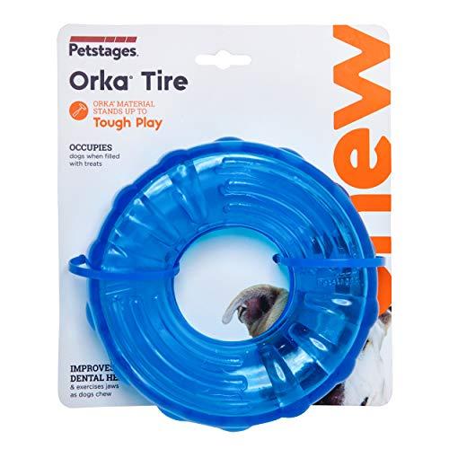 Petstages Orka Tire Dog