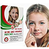 Acne Pimple Patch Master Hydrocolloid Dressing Skin Care 72 Count - Acne Absorbing Colloid Spot Patches - Cystic Hydrocolloid Acne Cover Patch - Pimple Spot Sticker