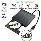 External CD Drive USB 3.0 Portable CD DVD +/-RW