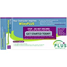 WileyPLUS WileyPLUS Stand-Alone Access Code