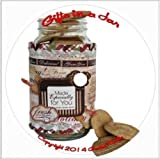 Kitchen Table Decorating Ideas 2000 Gift Jar Recipes: Easy, Feastive, Amazing
