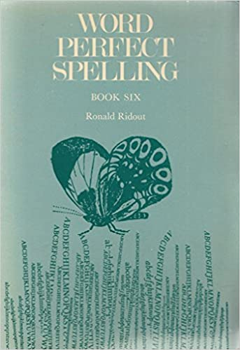 Word Perfect Spelling Book 1