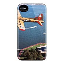 New Fashion Premium Cases Covers For Iphone 6 - Boeing B17 Flying Fortress