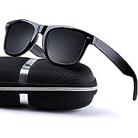 wearpro Wayfarer anteojos de sol Para Los Hombres Las Mujeres clásico polarizadas anteojos para el sol wp1001