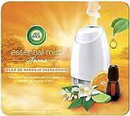 Air Wick Essential Mist Difusor + Repuesto Flor De Naranjo