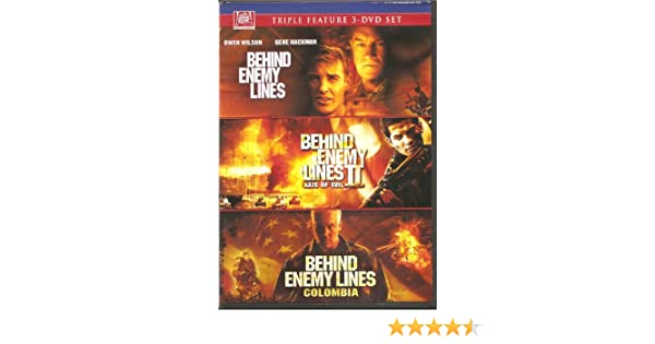 behind enemy lines colombia full movie free