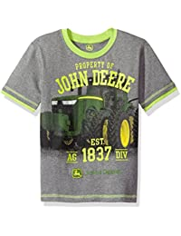 Big Boys' Property Tractor Tee