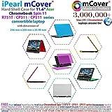 "mCover iPearl Hard Case for 11.6"" Acer Chromebook"