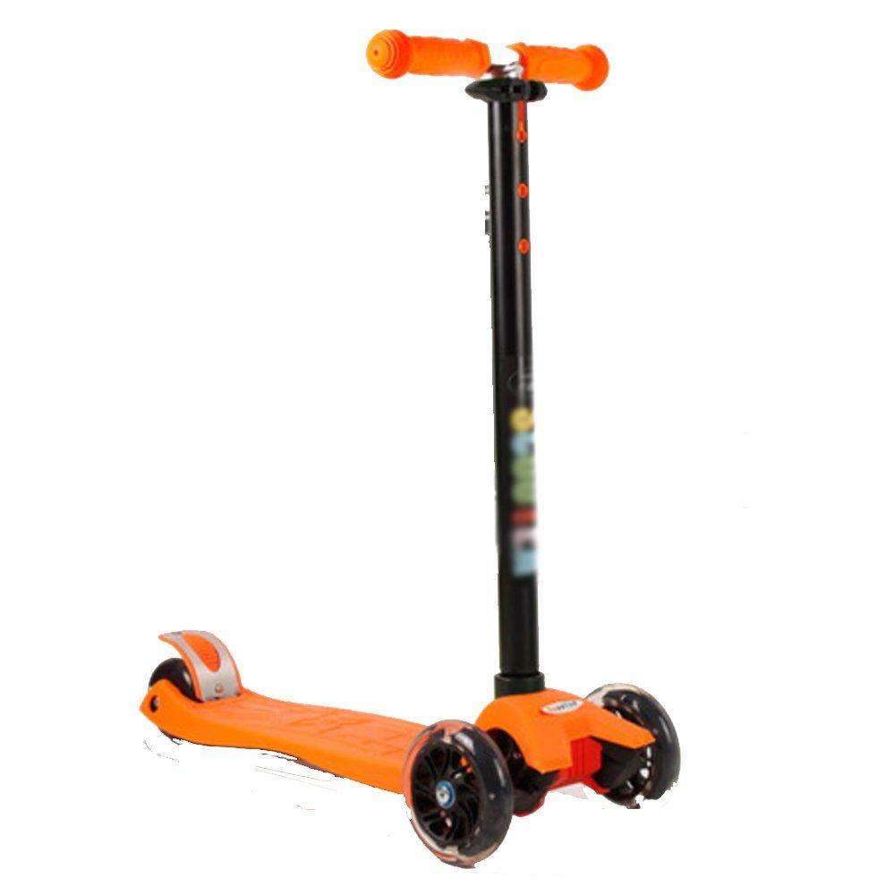 NAN Scooter de 3 ruedas para niños - instale la caja de música ( Color : 4 )