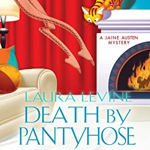 Death by Pantyhose Audiobook