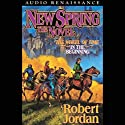 New Spring: A Wheel of Time Prequel Audiobook by Robert Jordan Narrated by Kate Reading, Michael Kramer