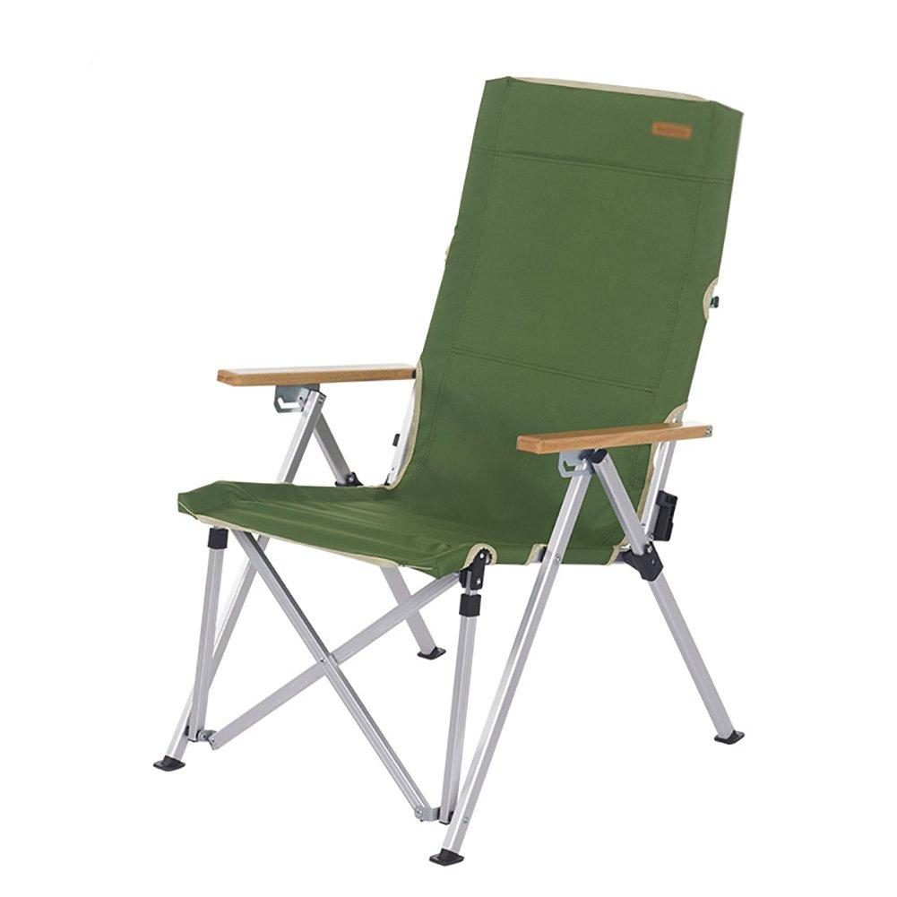 Anna Kletterstuhl Klappstuhl Aluminiumlegierung Leichter Stuhl Portable Recliners Strand Angeln Stuhl Casual Sessel Reise Stuhl