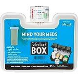 SaferLock Medication and Prescription Pill Lock