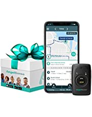AngelSense Personal GPS Tracker for Kids, Teen, Autism, Special Needs, Elderly, Dementia   2-Way Auto-Answer Speakerphone & SOS Button   School Bus Tracking   Easy-to-Use App