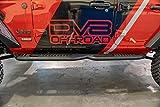 DV8 Jeep Wrangler Tubular Side Step Sliders