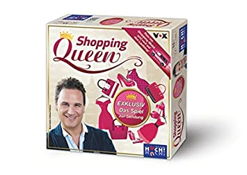 das shopping queen brettspiel