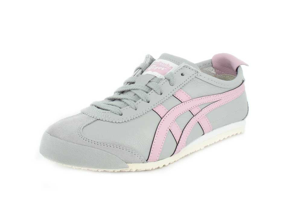 Onitsuka Tiger Mens Mexico 66 Sneaker B07FD4N6TQ 10 B(M) US|Mid Grey/Rose Water
