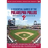 Essential Games of the Philadelphia Phillies by A&E HOME VIDEO