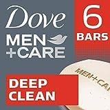 Dove Men+Care Body Soap and Face Bar More