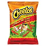 Cheetos Flamin' Hot Limon, 3.75oz Bags (Pack of 28)