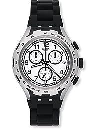 Swatch YYS4020AG Irony Xlite Black Attack Men's Watch
