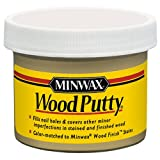 Minwax 13619000 Wood Putty, 3.75 Ounce, Pickled Oak
