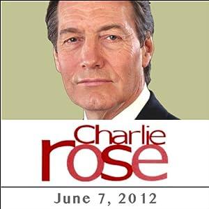 Charlie Rose: Jeb Bush, June 7, 2012 Radio/TV Program