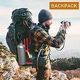 Favofit Carabiner Clips, 4 Pack, 12KN