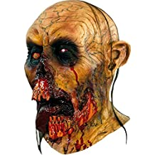 Zombie Tongue Mask Halloween Costume - Most Adults