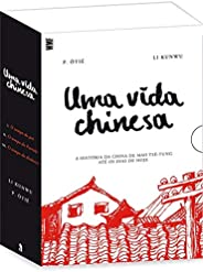 Uma vida chinesa - 3 volumes - Box