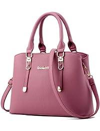 Handbags for Women Large Shoulder Tote Purse Top Handle Satchel PU Leather Pocketbooks