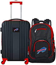 NFL Buffalo Bills 2-Piece Luggage Set