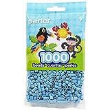Perler Beads Pastel Blue Bag