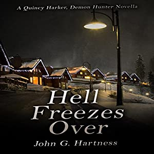 Hell Freezes Over Audiobook