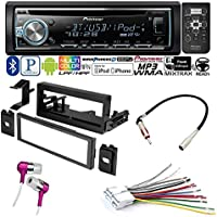 CAR CD STEREO RECEIVER DASH INSTALL MOUNTING KIT WIRE HARNESS CADILLAC CHEVROLET GMC 1995- 2005