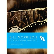 Bill Morrison (Selected Works 1996 - 2014) - 3-Disc Box Set ( The Film of Her / City Walk / Ghost Trip / Decasia / The Mesmerist / Light Is C