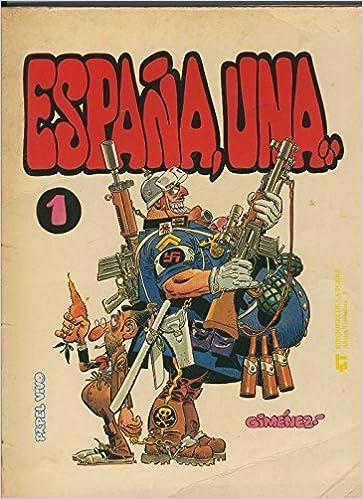 Papel Vivo volumen 01: España, Una: Amazon.es: Carlos Gimenez: Libros