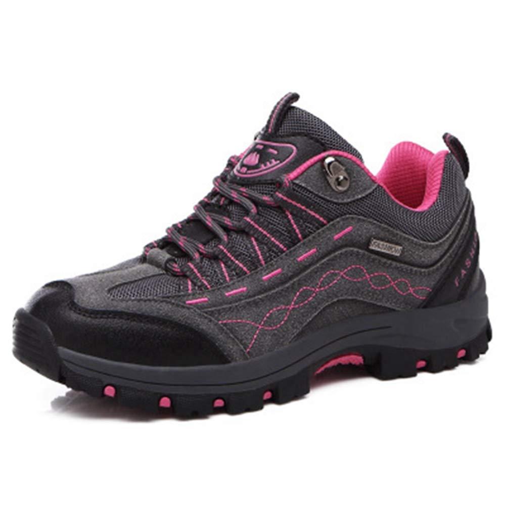 Heng Rui Co Damen Wasserdichte Wanderschuhe Outdoor Running Trail Atmungsaktiv Rutschfeste Casual Klettern Schuhe
