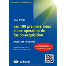 100 premiers jours operation comptabilite control