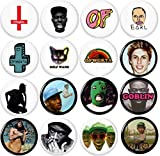 OFWGKTA Tyler The Creator Button pin Set of 16