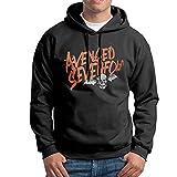 AVENGED SEVENFOLD SPLATTER LOGO Graphic Hoody Sweatshirts For Guys