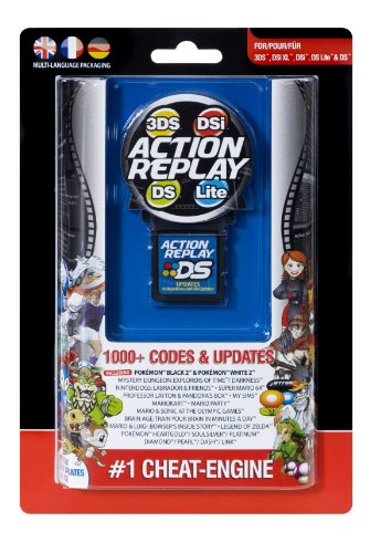 action replay dsi software  windows 8